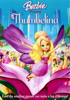Barbie in Thumbelina dublat in romana