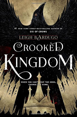 Crooked Kingdom by Leigh Bardugo Six of Crows 2