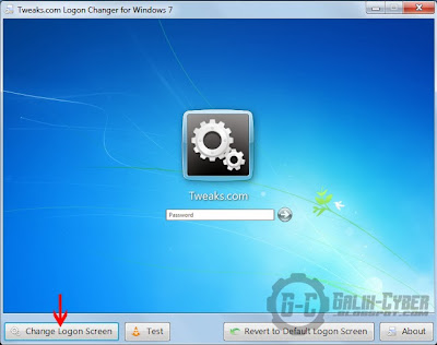 Cara Cepat Mengganti Background Logon di Windows 7