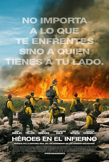 Crítica de Héroes del infierno (Only the Brave)
