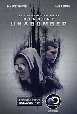 Manhunt: Unabomber Discovery Channel