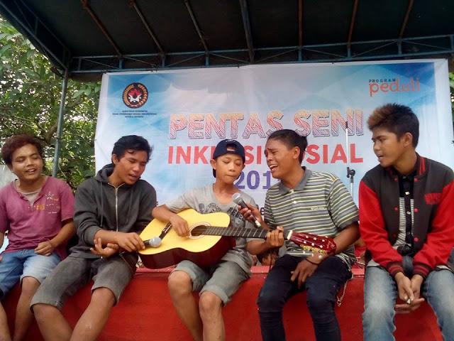 Gerakan Inklusi sosial Anak Jalanan Kota Medan