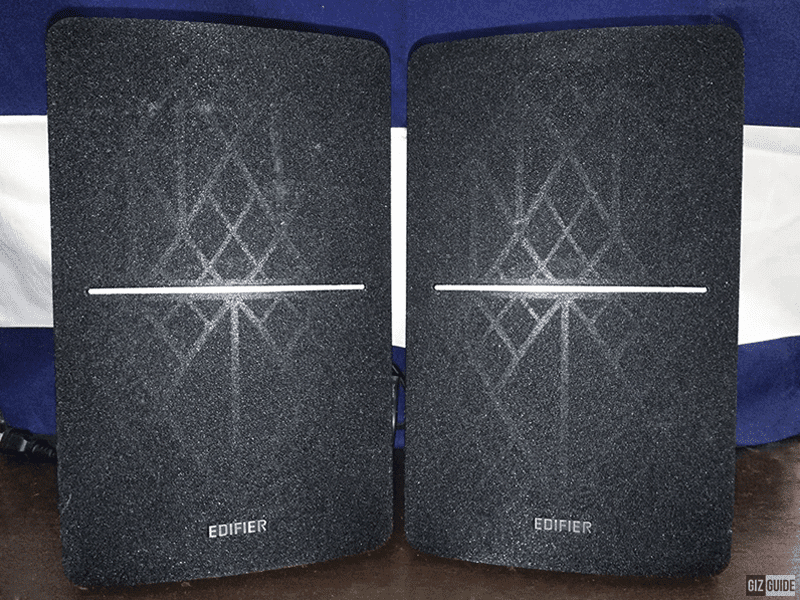 Edifier R1280DB Review - Bassy speaker sound at the comfort of your home