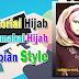 Cara Memakai Jilbab Arabian Style 2019