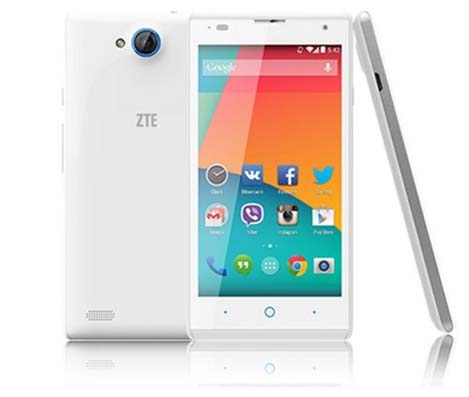 ZTE Blade G Lux, Smartphone Dual Core KitKat Dengan Banyak Aplikasi Pra-Instal