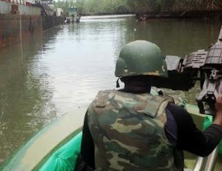 militant behead soldier informant akwa ibom
