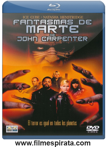 Fantasmas de Marte Torrent – BluRay Rip 720p e 1080p Dublado (2002)
