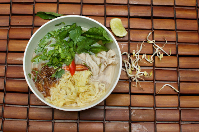 A whiff of Vietnamese