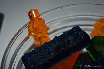 Legomännchen Seife