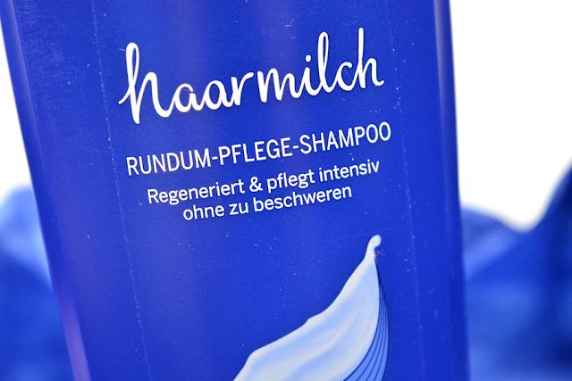 Nivea Haarmilch Shampoo & Spülung | Shampoo