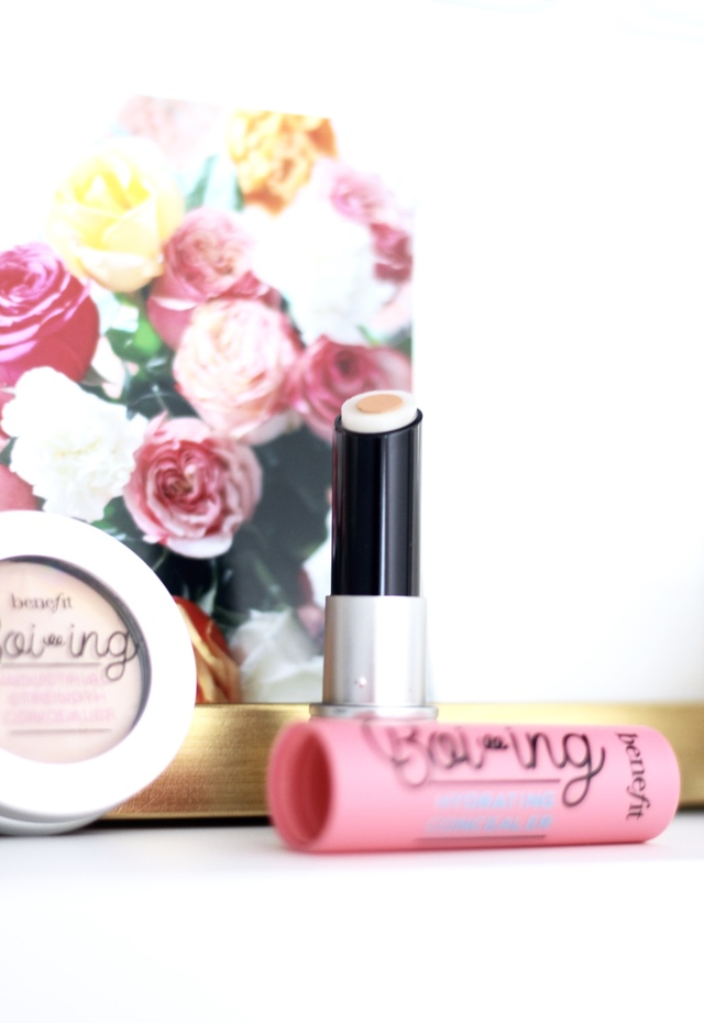 Benefit Boi-ing Concealers Review - Boi-ing Industrial Strength Concealer,  Boi-ing Hydrating Concealer, Boi-ing Brightening Concealer, Boi-ing Airbrush Concealer