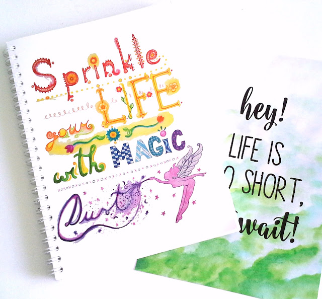 Magic Planner: Sprinkle your life with magic dust (Perfect planner)