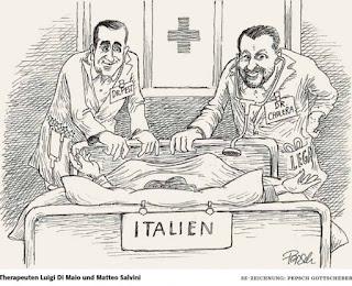 Salvini contro l'Europa!La realtà è che il nazionalismo di Salvini vuole abbattere l'Unione, non riformarla.