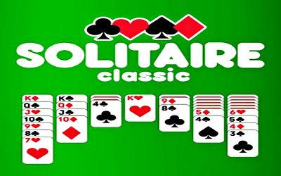 Solitaire Classic - Jeu de Cartes en Ligne
