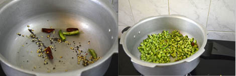 How to make kothavarangai curry