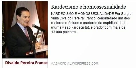 https://aasaoficial.wordpress.com/2015/03/16/kardecismo-e-homossexualidade/