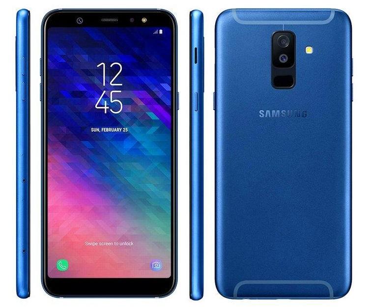 Samsung Galaxy A6 Plus Gunakan Kamera Ganda Didno76 Com