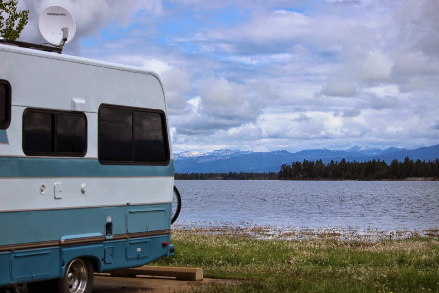 Oregon full hookup campgrounds