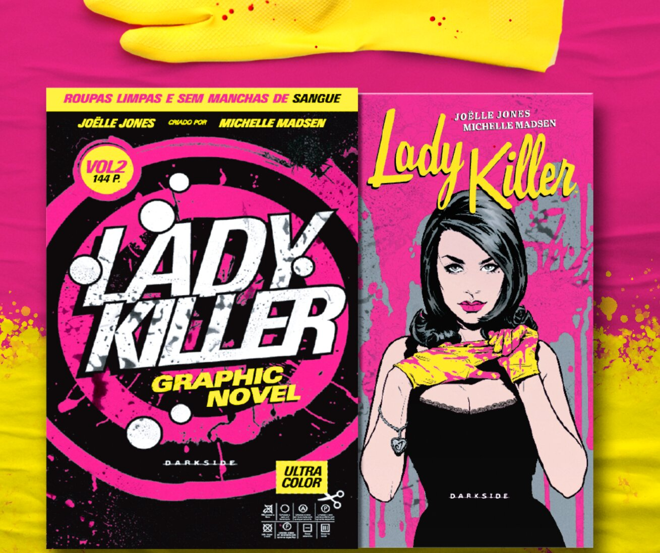 Resenha: Lady Killer, Vol. 2, de Joëlle Jones e Michelle Madsen