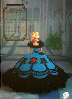 Vestido de Crochê Para Barbie The Cotillion Collection