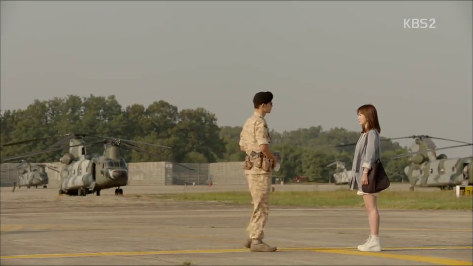 Sinopsis Descendants Of The Sun Episode 3 Part 1
