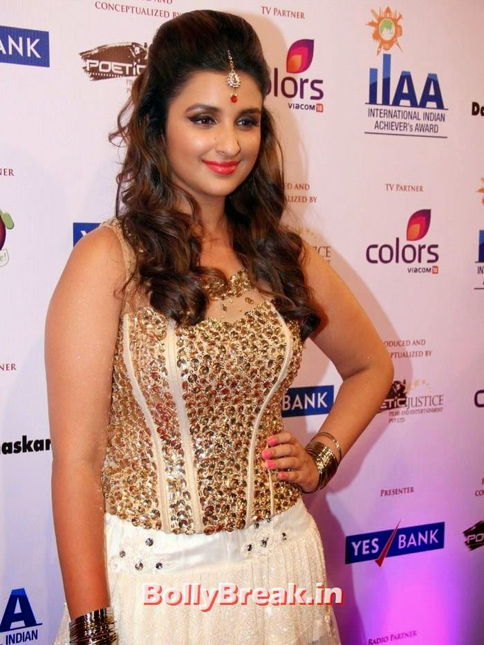 Parineeti Chopra, International Indian Achiever's Awards Photo Gallery