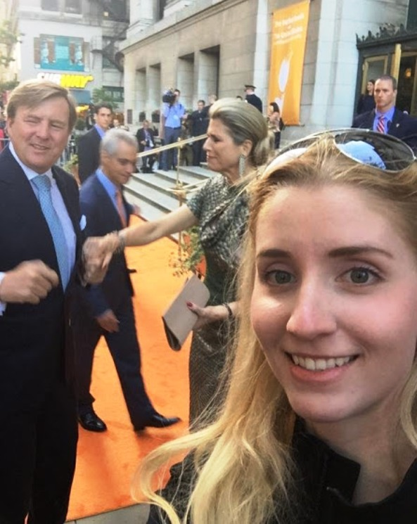 King Willem Alexander And Queen Maxima Visit Chicago