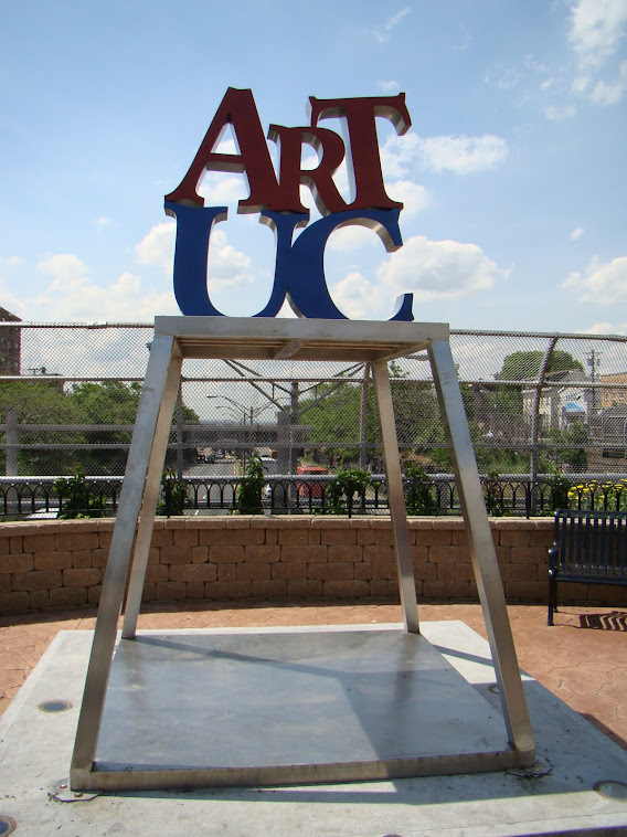 UC Art Sculpture