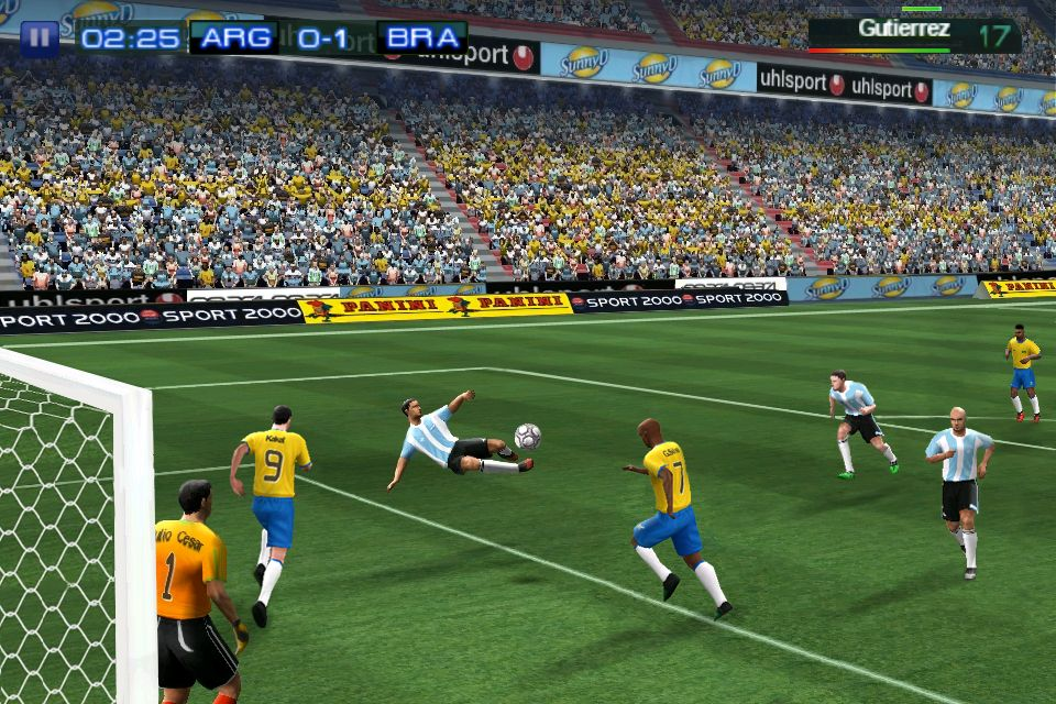 Soccer Football Sport Game: Free Download Real Football 2012 Application Or Games Full