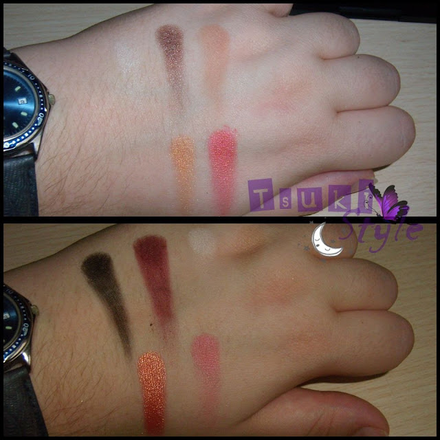 respect sleek swatches