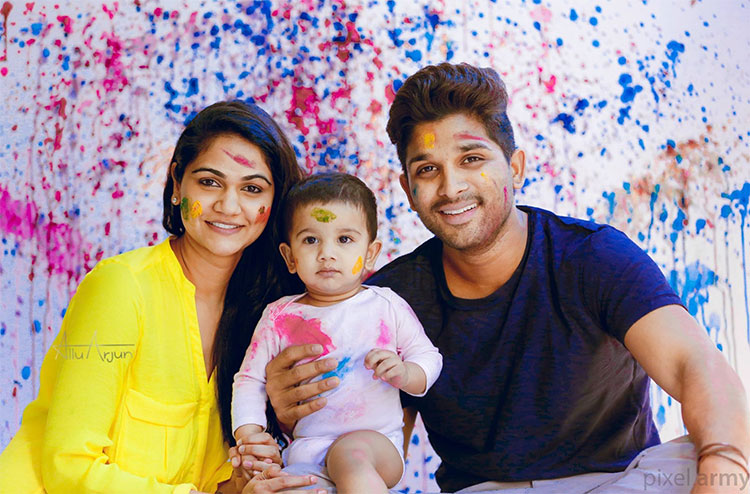 allu arjun wife age height family photos biography biodata