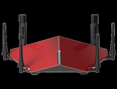 Image D-Link DIR-890L/R AC3200 Ultra Wi-Fi Router Driver