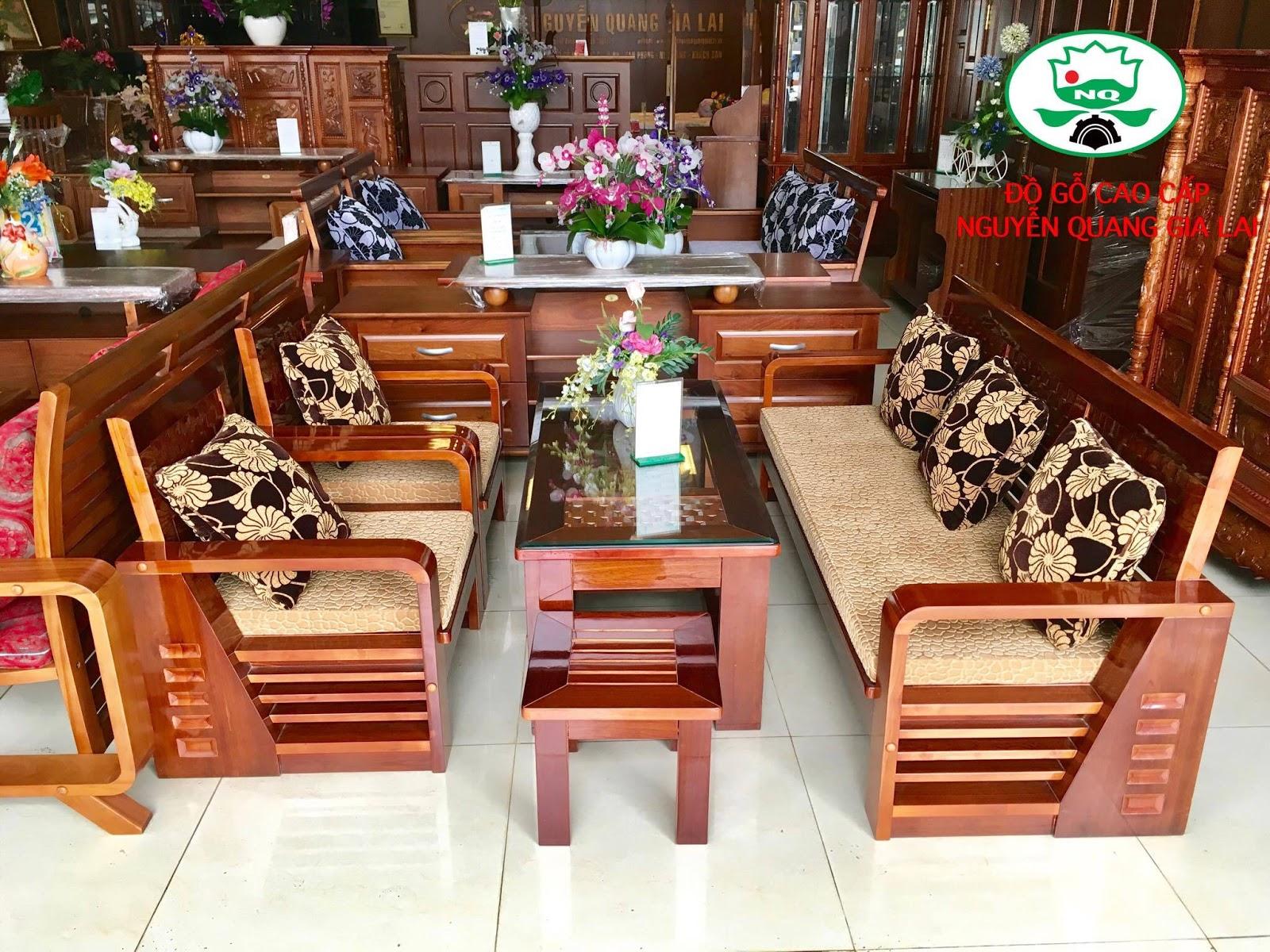 Khát vọng vươn ra biển lớn của thương hiệu Nguyễn Quang Gia Lai