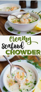 2 seafood recipes for the crock pot