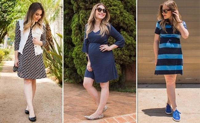 Dicas de Como se Vestir Bem na Gravidez