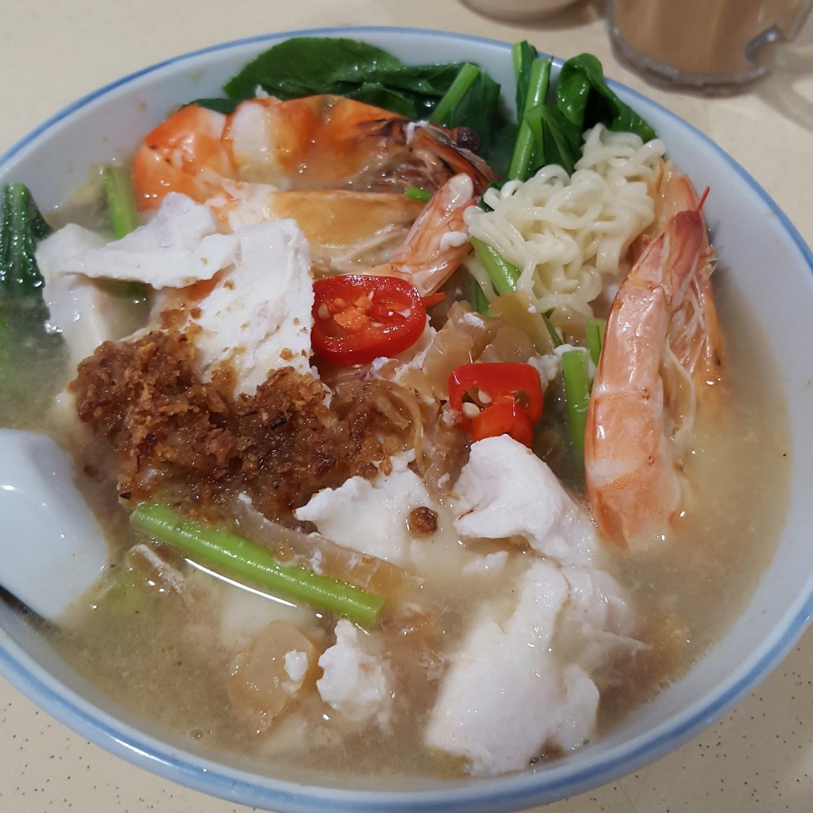 FoodieFC: Hai Xian Zhu Zhou 海鲜煮粥 (Yishun) 2nd Post
