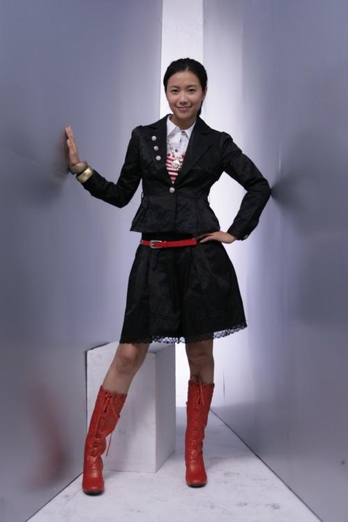 China Beautiful Actress Xu Jinglei 徐静蕾 - I am an Asian Girl
