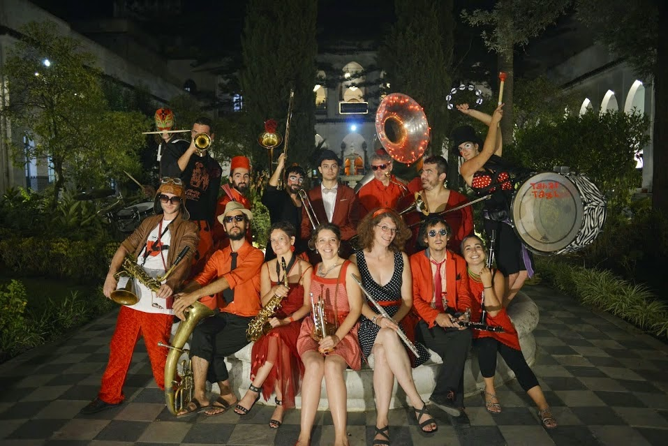 Tahar Tag'l : Fanfare brass band jazz funk originaire de Marseille