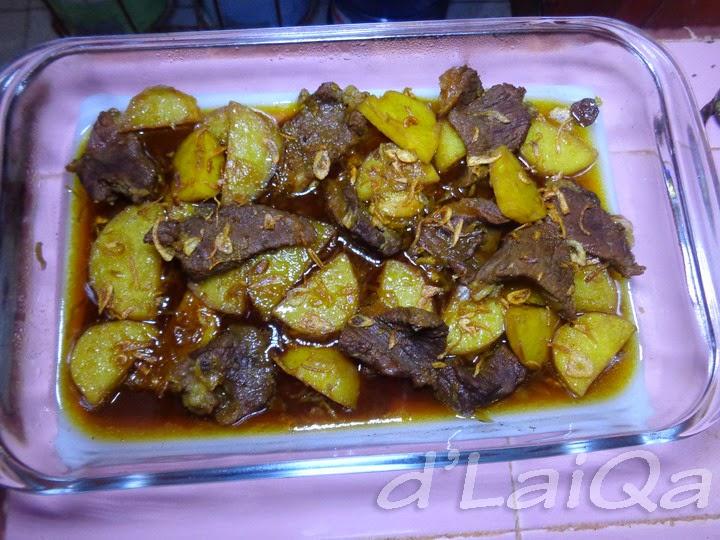Semur Daging ala Rika (1)