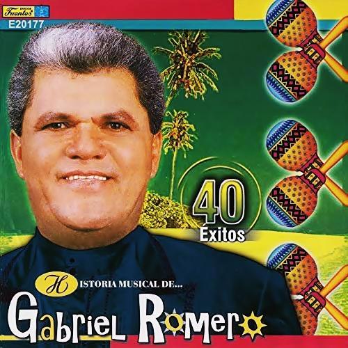 Lyrics de Gabriel Romero