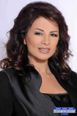 Nathalie Fadlallah, a mannequin Lebanese bold, born Kosba in Lebanon.