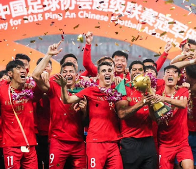 2019 Chinese Super League Preview: New Signing, Transfer IN - Out, Club-by-Club Guide, CSL teams standing.