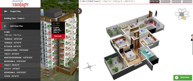 PropTiger.com and OoBI.in make home buying process easier in India by using 3D technology