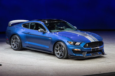 Ford Mustang Shelby GT350 2018 Review, Specs, Price