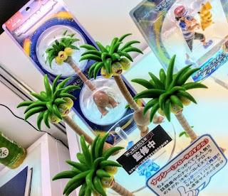 Alolan Exeggutor package in 2017 Tokyo Toys Show @takaratomytoys