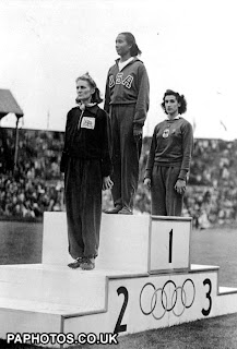 Alice Coachman, High Winner Jump