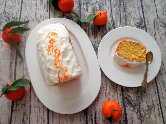 Babka mandarynkowa (Plumcake al mandarino)