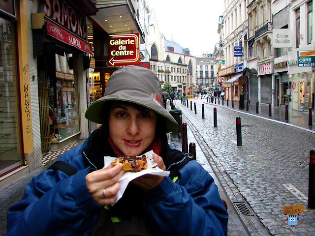 Wafre en Bruselas