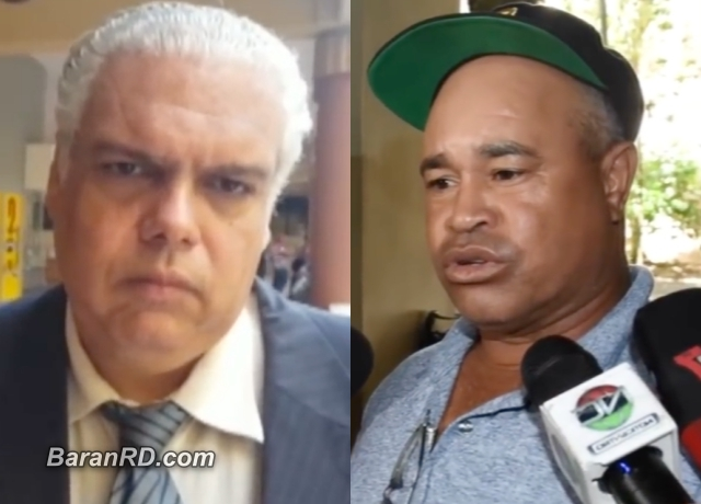 Video: Abogado de Marlon Martínez demandará al padre de Emily Peguero