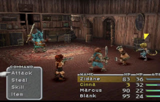 Final Fantasy IX - Jogo PS1